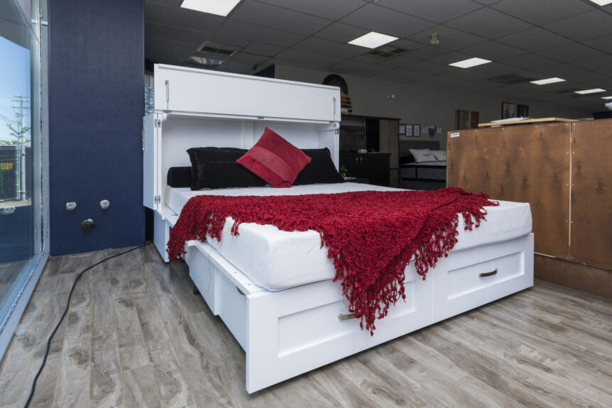 cabinet beds can help you save your space for your house or condo